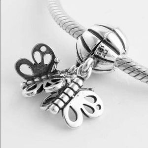 Pandora friend forever butterfly - b2pc